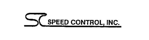 SC SPEED CONTROL, INC.