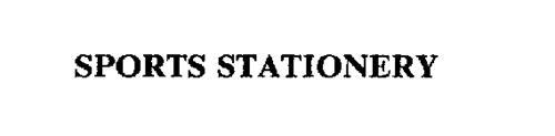 SPORTS STATIONERY