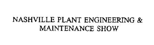 NASHVILLE PLANT ENGINEERING & MAINTENANCE SHOW