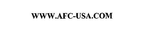 WWW.AFC-USA.COM
