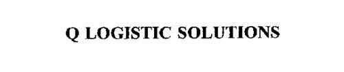 Q LOGISTIC SOLUTIONS