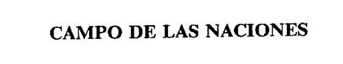 CAMPO DE LAS NACIONES