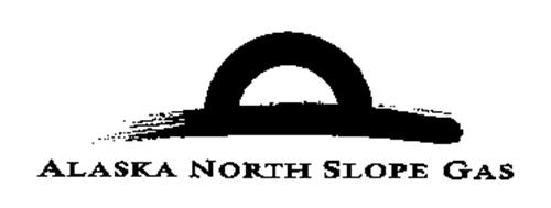 ALASKA NORTH SLOPE GAS