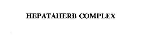 HEPATAHERB COMPLEX