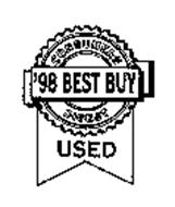 CONSUMERS DIGEST 98 BEST BUY USED
