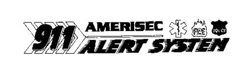 911 AMERISEC ALERT SYSTEM FIRE POLICE