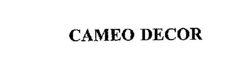 CAMEO DECOR