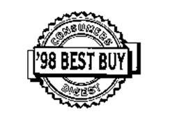 '98 BEST BUY CONSUMERS DIGEST