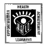 HALO HEALTH ACHIEVEMENT LEARNING OPPORTUNITIES