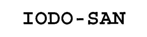 IODO-SAN