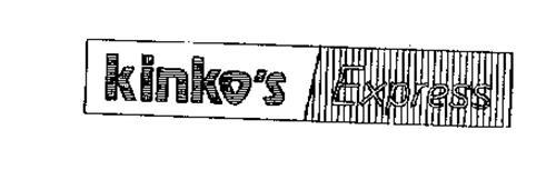KINKO'S EXPRESS