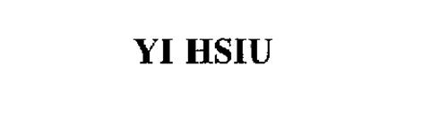 YI HSIU