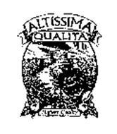 ALTISSIMA QUALITA HIGHEST QUALITY