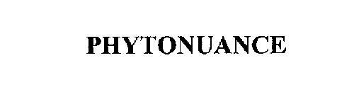 PHYTONUANCE
