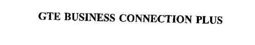 GTE BUSINESS CONNECTION PLUS