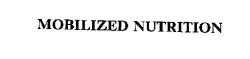 MOBILIZED NUTRITION