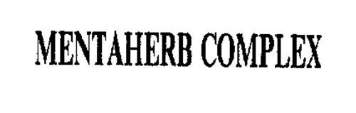 MENTAHERB COMPLEX
