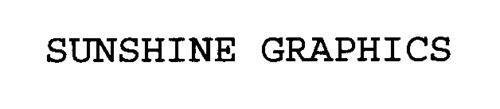 SUNSHINE GRAPHICS