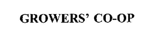 GROWERS' CO-OP