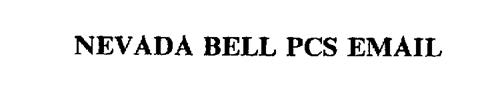 NEVADA BELL PCS EMAIL