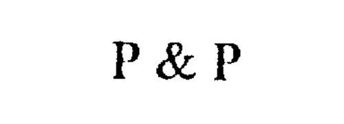 P & P