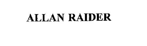 ALLAN RAIDER