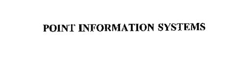 POINT INFORMATION SYSTEMS