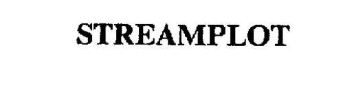 STREAMPLOT