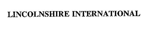 LINCOLNSHIRE INTERNATIONAL