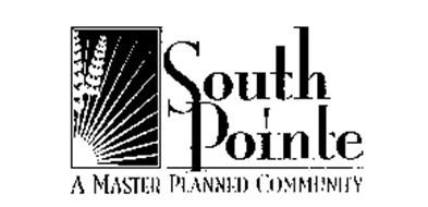 SOUTHPOINTE A MASTER PLANNED COMMUNITY