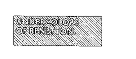 UNDERCOLORS OF BENETTON.