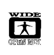 WIDE OPEN MRI