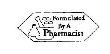 FORMULATED BY A PHARMACIST