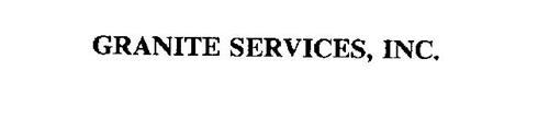 GRANITE SERVICES, INC.