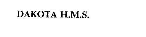 DAKOTA H.M.S.