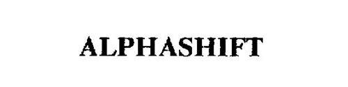 ALPHASHIFT