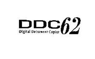 DDC 62 DIGITAL DOCUMENT COPIER