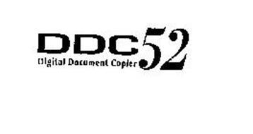 DDC 52 DIGITAL DOCUMENT COPIER