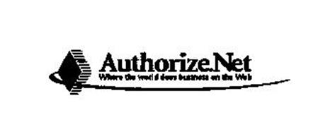 AUTHORIZE.NET WHERE THE WORLD DOES BUSINESS ON THE WEB