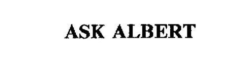 ASK ALBERT