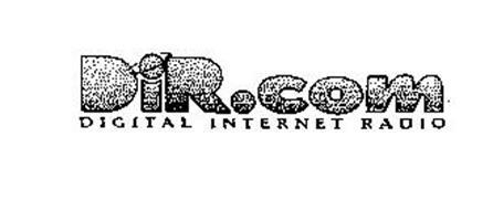 DIR.COM DIGITAL INTERNET RADIO