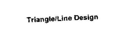 TRIANGLE/LINE DESIGN