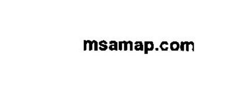 MSAMAP.COM