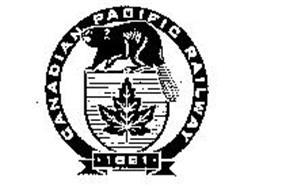 CANADIAN PACIFIC RAILWAY 1881