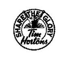 TIM HORTONS SHARE THE GLORY
