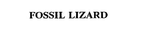 FOSSIL LIZARD