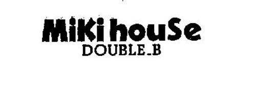MIKI HOUSE DOUBLE B