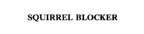 SQUIRREL BLOCKER