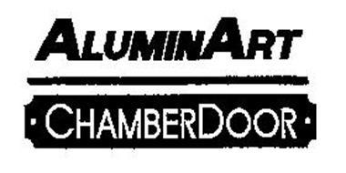 ALUMINART CHAMBERDOOR Trademark of ALUMINART PRODUCTS