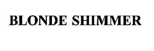 BLONDE SHIMMER